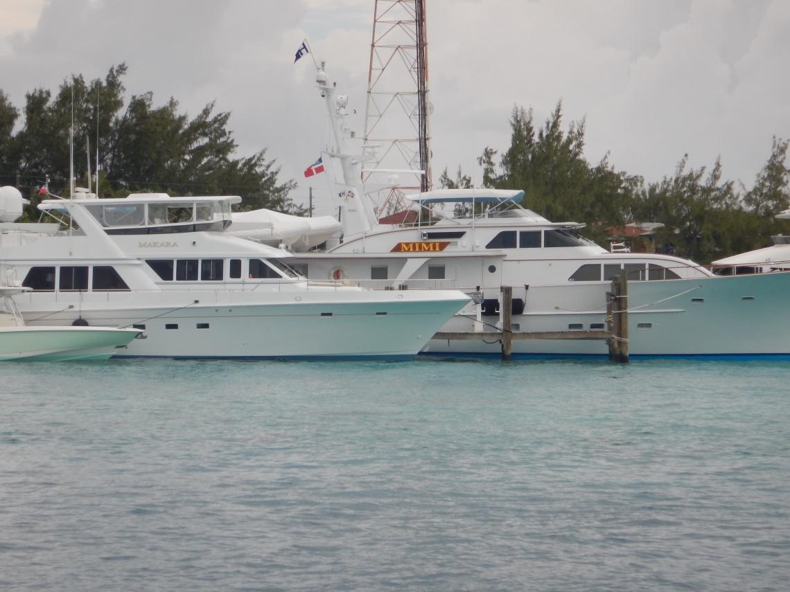 Staniel Cay – Sailing SV Seahorse