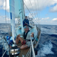 SAILING From NC To Bahamas